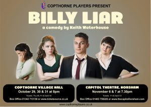 Billy Liar – Booking Details